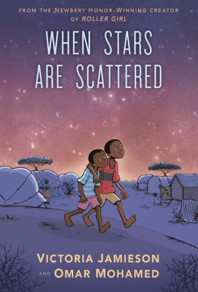 When Stars Are Scattered Victoria Jamieson & Omar Mohamed