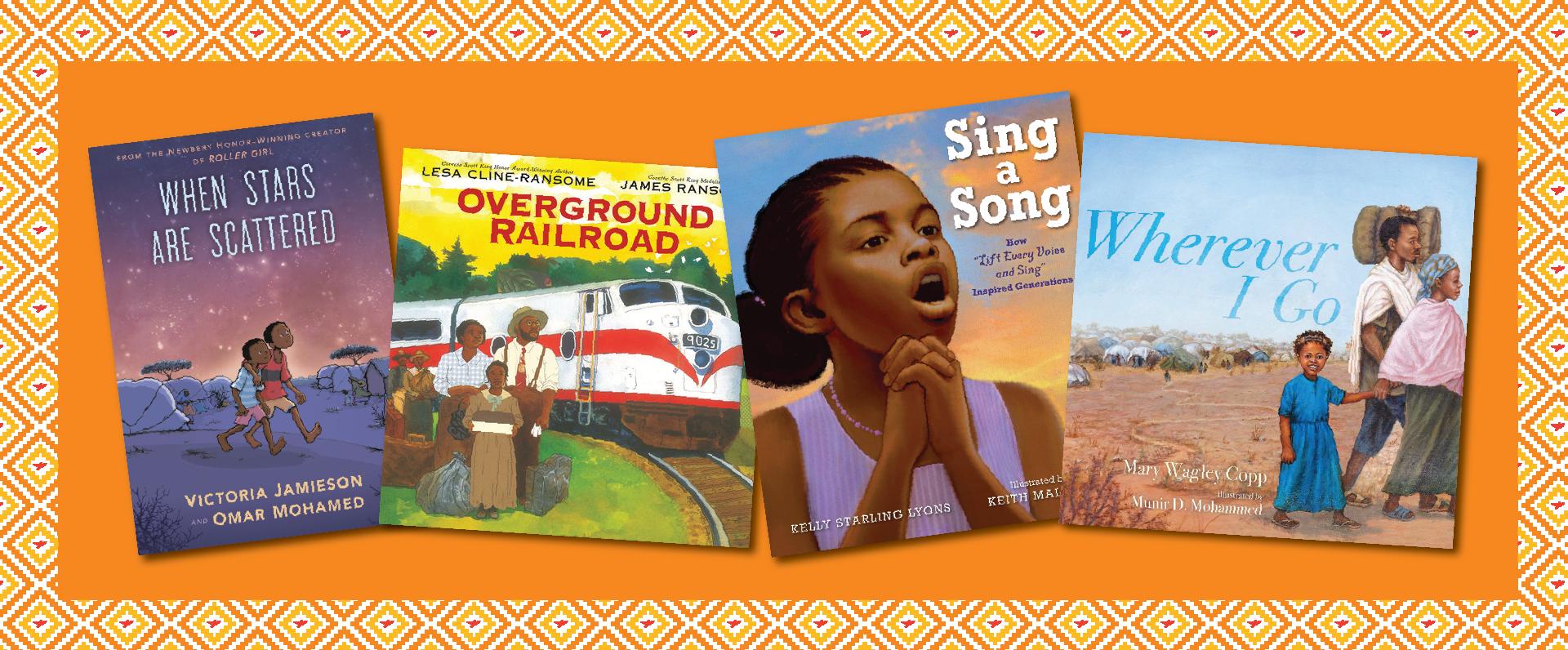 Donate to Beautiful Blackbird Children's Book Festival