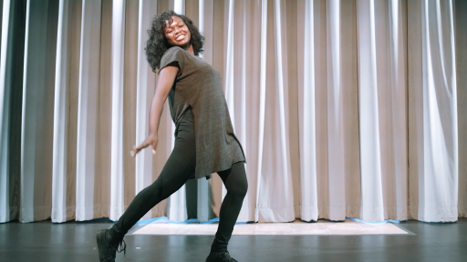 ABC Poem Dance with Veeva Banga